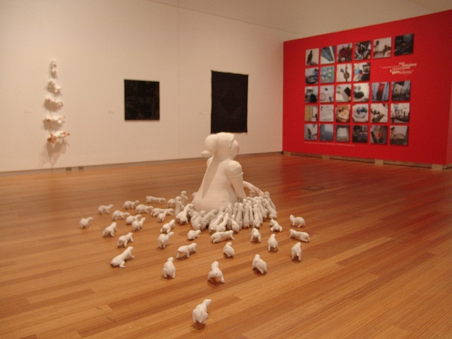 MFA Invitational, Herron Gallery, Indianapolis