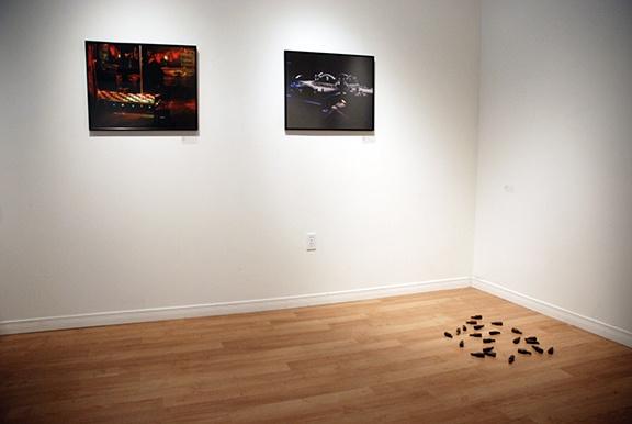 """Installation shot from """"Po.lar.i.ty"""""""