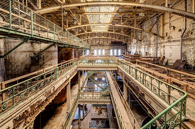 schlitz brewery urban decary ruin porn abandoned architecture landscape fine art