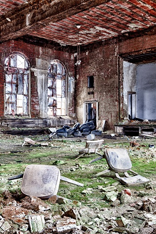 urban decay photography urbex beautiful deconstruction mason masonic temple cleveland