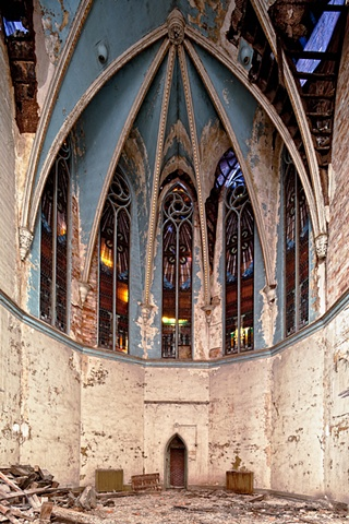 urban decay photography urbex beautiful deconstruction buffalo churches