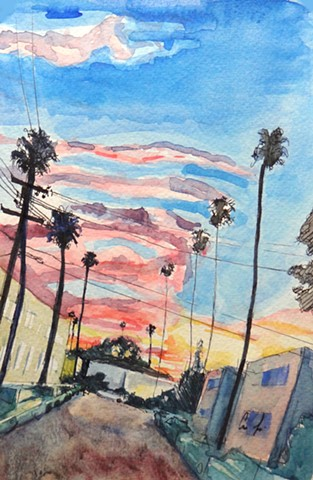 Los Angeles Landscapes