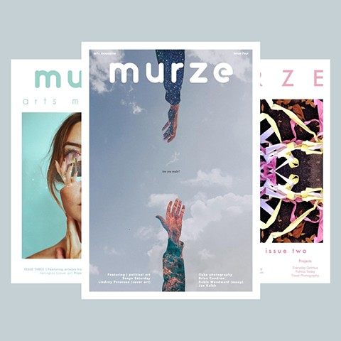 Murze Magazine - June Issue