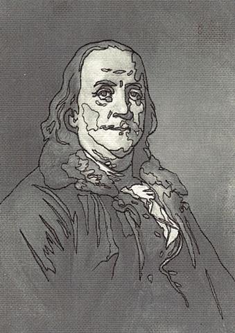 Franklin Drawing