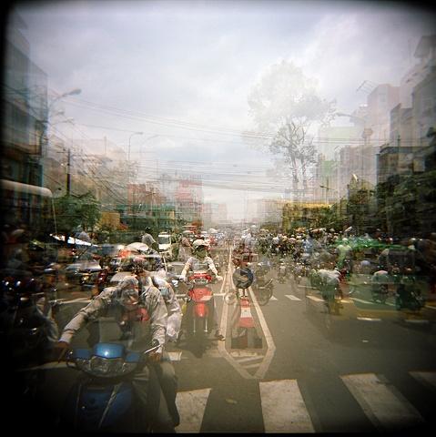 Nguyen Yen Thai Hoc, Saigon