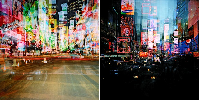 Star Junction 1, Liberty City/Times Square 2, New York City