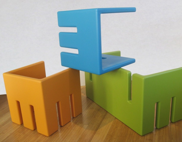 E3 Modular Furniture
