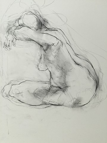 gestural figure drawing