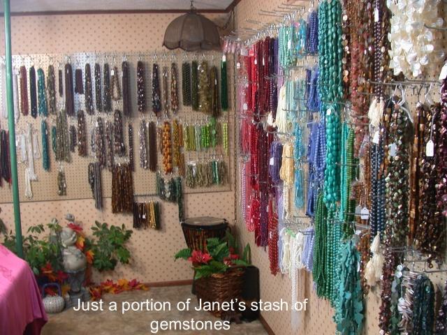 Janet's Stash