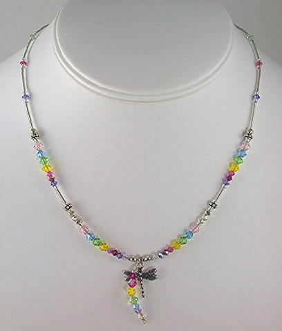 Colorful Charm Necklace
