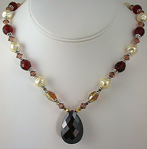 Chocolate Brown Cubic Zirconia