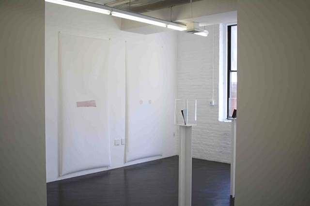 Installation view: Andrea Jaeger, No longer titled. 2017@Terrault Contemporary, Baltimore, U.S.