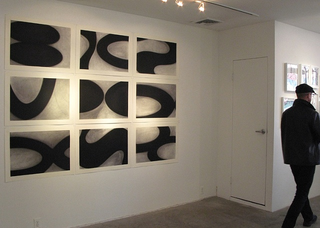 BLACK and WHITE at Metaphor Contemporary ART