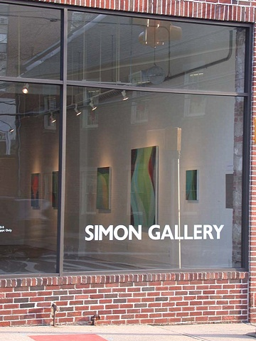 Simon Gallery / One Person Show