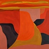 """Antelope Rim, Canyon del Muerto, No. VI""  (Collection of the Artist)"