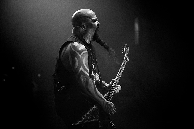 Kerry King of the band Slayer