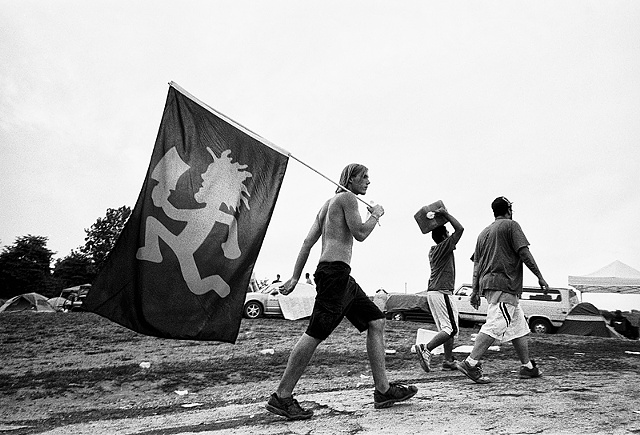 Jason Paul Roberts, Gathering of the Juggalos, GOTJ, 2012, Juggalo, Juggalette, 13th Annual, ICP, Insane Clown Posse, Illinois, Leica, Leica M9, Leica M9-P