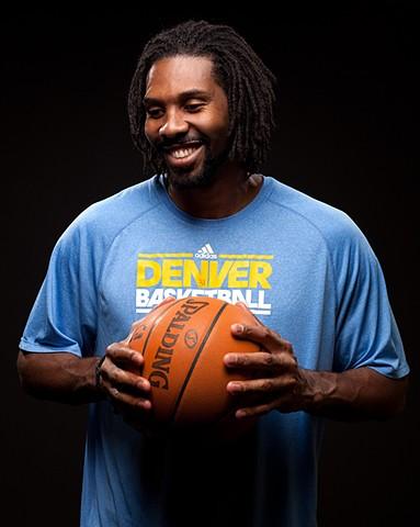 Nene Denver Nuggets Washington Wizards basketball NBA