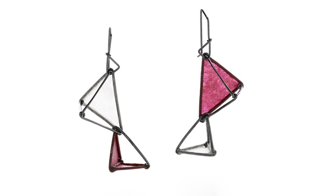 Double Palpitation Earrings
