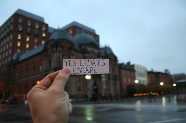 Yesterdays Escape