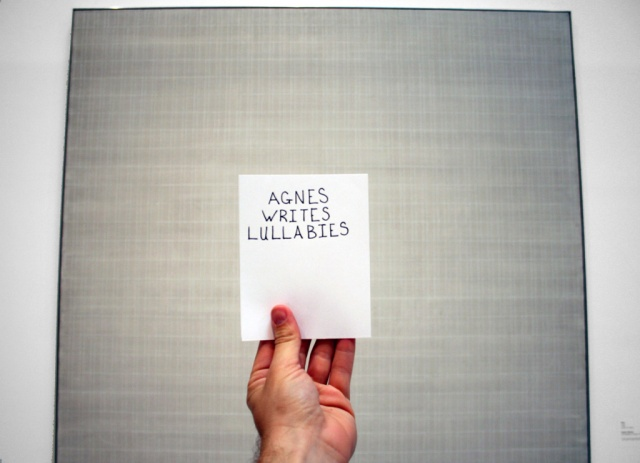Agnes Writes Lullabies