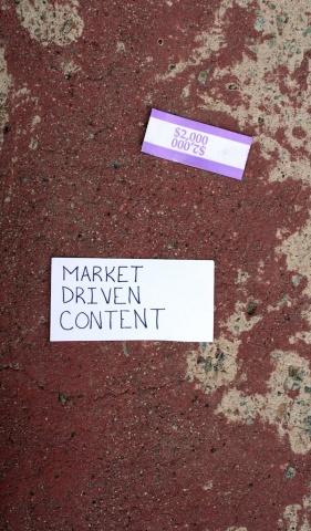 Market Driven Content