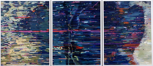 Dither III (triptych)
