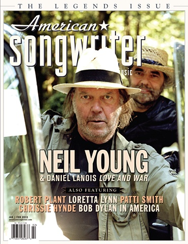 Neil Young & Daniel Lanois