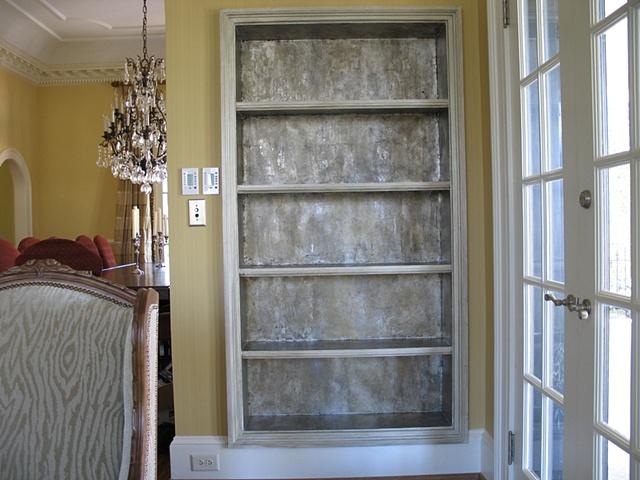 Silverleaf bookcase