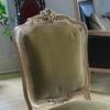 Antique glazed chair