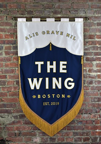 For The Wing Boston, MA