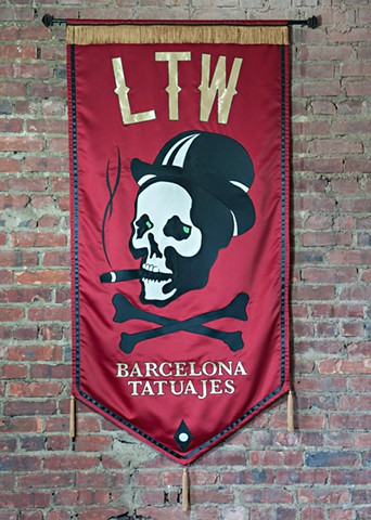 LTW Tattoo Studio Barcelona, Spain