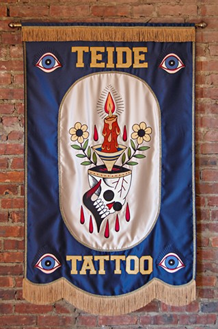 Teide Seven Doors Tattoo London, England