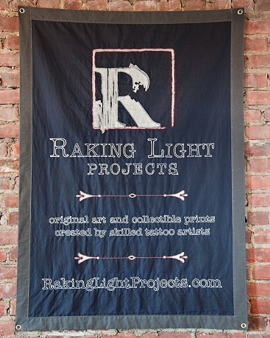 Commissioned by Raking Light Projects Los Angeles, CA