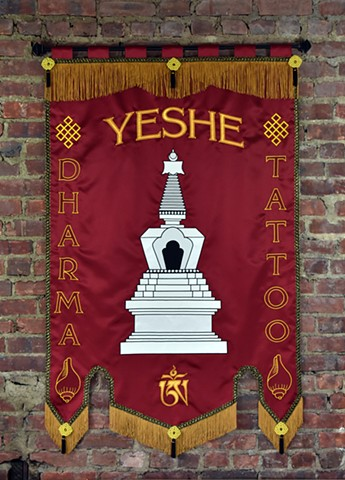 For Yeshe Dharma Tattoo London