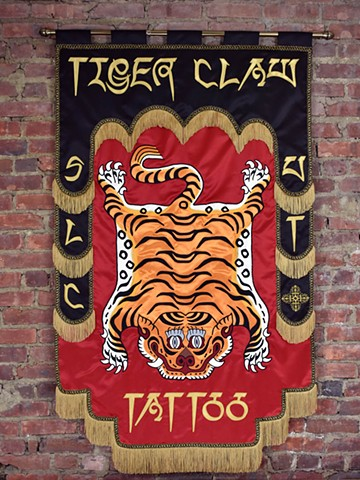 For Tiger Claw Tattoo Salt Lake City , UT