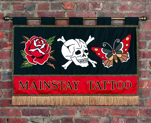 For Mainstay Tattoo Austin , TX