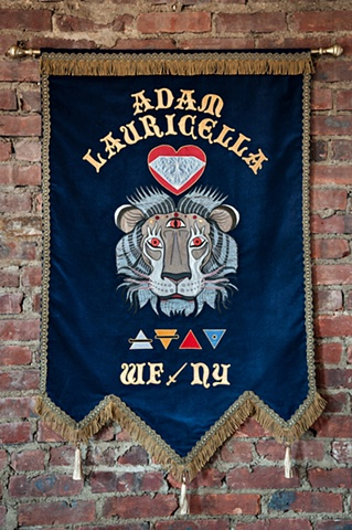 Commissioned Banner Adam Lauricella White Falls, NY