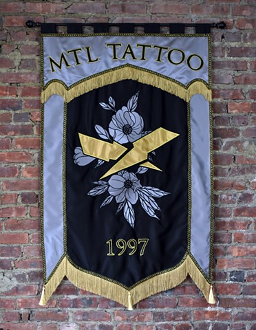 for MTL Tattoo Montreal, Quebec