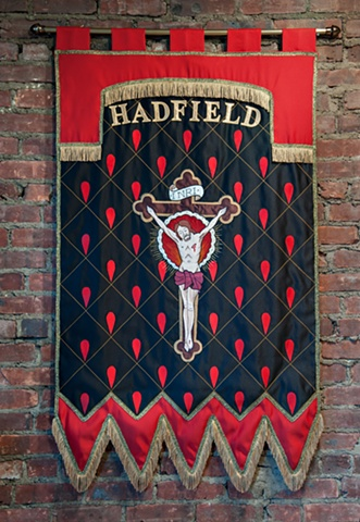 Commissioned Banner Lee Hadfield Wales, UK