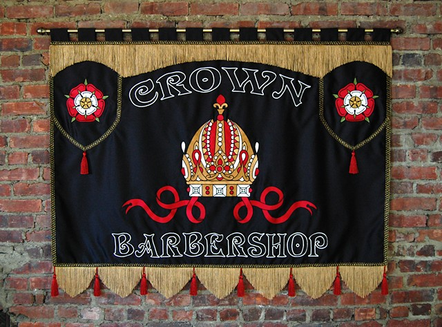 For Crown Barber Shop Pittsburg,PA