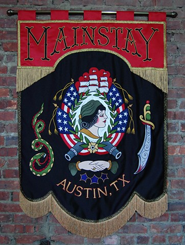 For Zach Nelligan Mainstay Tattoo Austin, TX