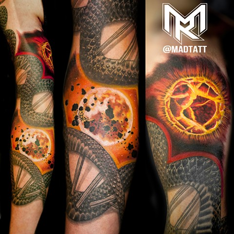 Stars and Planets Sleeve