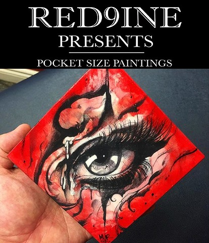 RED9INE COLLECTIVE ART SHOW