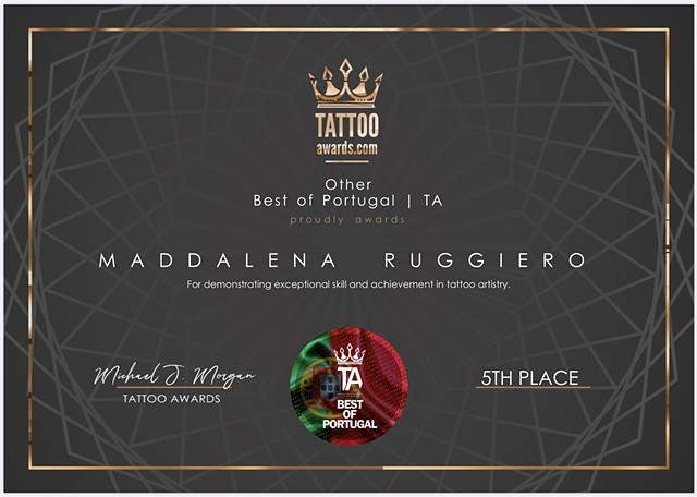 5th Place - Best of Portugal