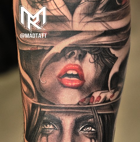 The Art Of Maddalena Ruggiero