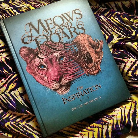 MEOWS AND ROARS - OUT OF STEP BOOKS