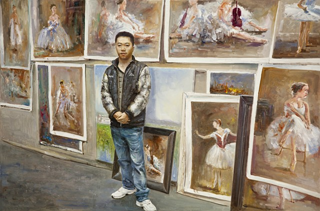 Painter #1 (Pan Jin)
