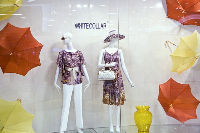 White Collar (Golden Resources Mall, Beijing)