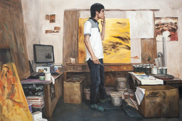 Painter #12 (Lin Sen)